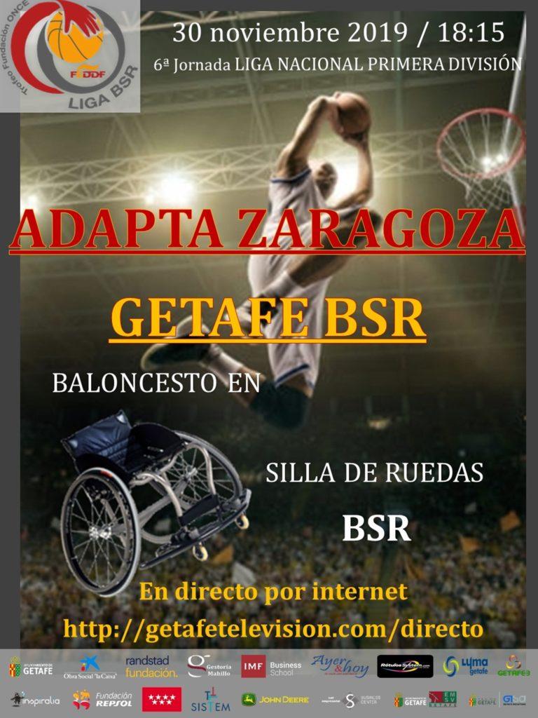 6ª Jornada Liga Primera División Nacional BSR